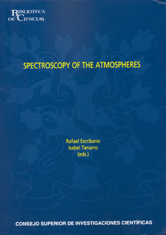 Spectroscopy of the atmospheres
