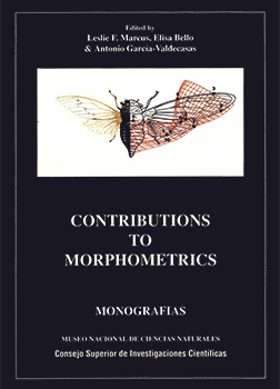 Contributions to morphometrics