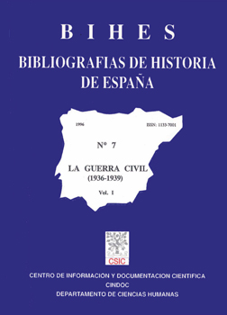 La Guerra Civil (1936-1939). Vol. I