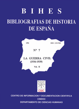 La Guerra Civil (1936-1939). Vol. II