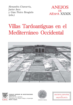 Villas tardoantiguas en el Mediterráneo occidental