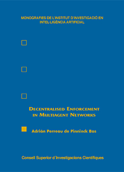 Decentralised Enforcement in Multiagent Networks