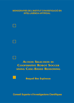 Action Selection in Cooperative Robot Soccer using Case-Based Reasoning
