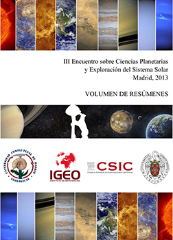 III Meeting on Planetary Science and Exploration of the Solar System: volume of abstracts