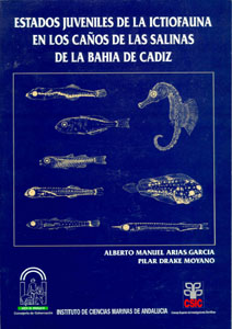 Juvenile stages of fish fauna in the Bay of Cádiz