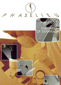 Handbook on evaluation of <i>Phaseolus</i> germplasm